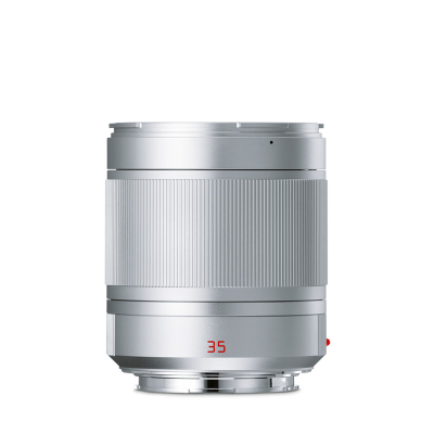 SUMMILUX-TL 35mm f1.4 ASPH silver anodised