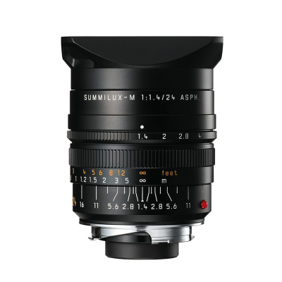 SUMMILUX-M 24mm f1.4 ASPH. black anodized