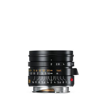 SUMMICRON-M 28mm f2 ASPH black