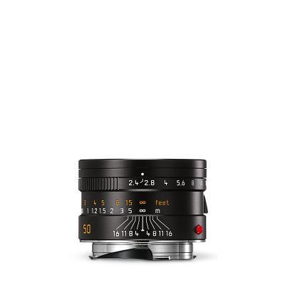 SUMMARIT-M 50mm f2.4 black