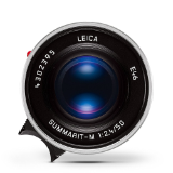 11681 - SUMMARIT-M 50mm f2.4 silver