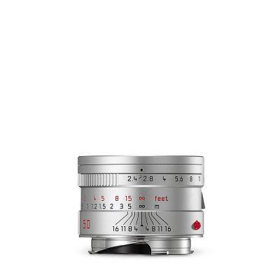 SUMMARIT-M 50mm f2.4 silver