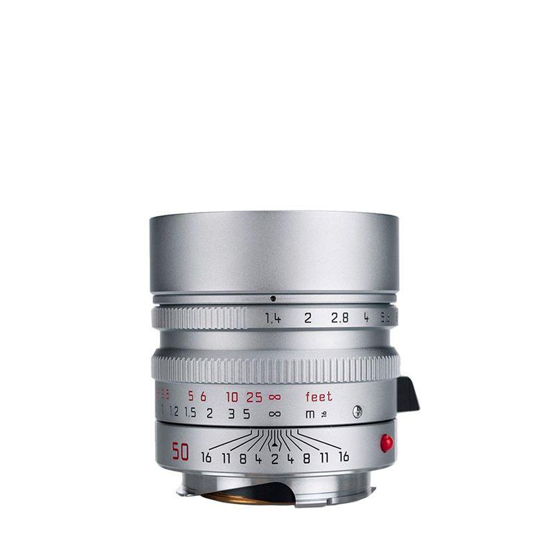SUMMILUX-M 50mm f1.4 ASPH. silver chrome