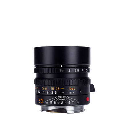 SUMMILUX-M 50mm f1.4 ASPH. black