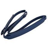 14661 - Leather Strap, Dark Blue