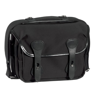 Combination bag M black Billingham