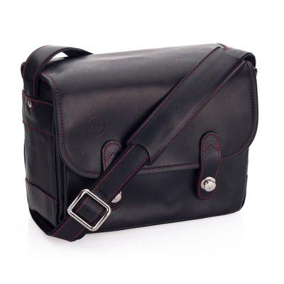 System Case Set, Oberwerth for Leica, leather/cordura, black