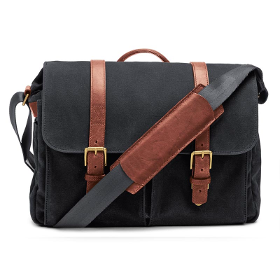 ONA Bag, Brixton for Leica Canvas Black