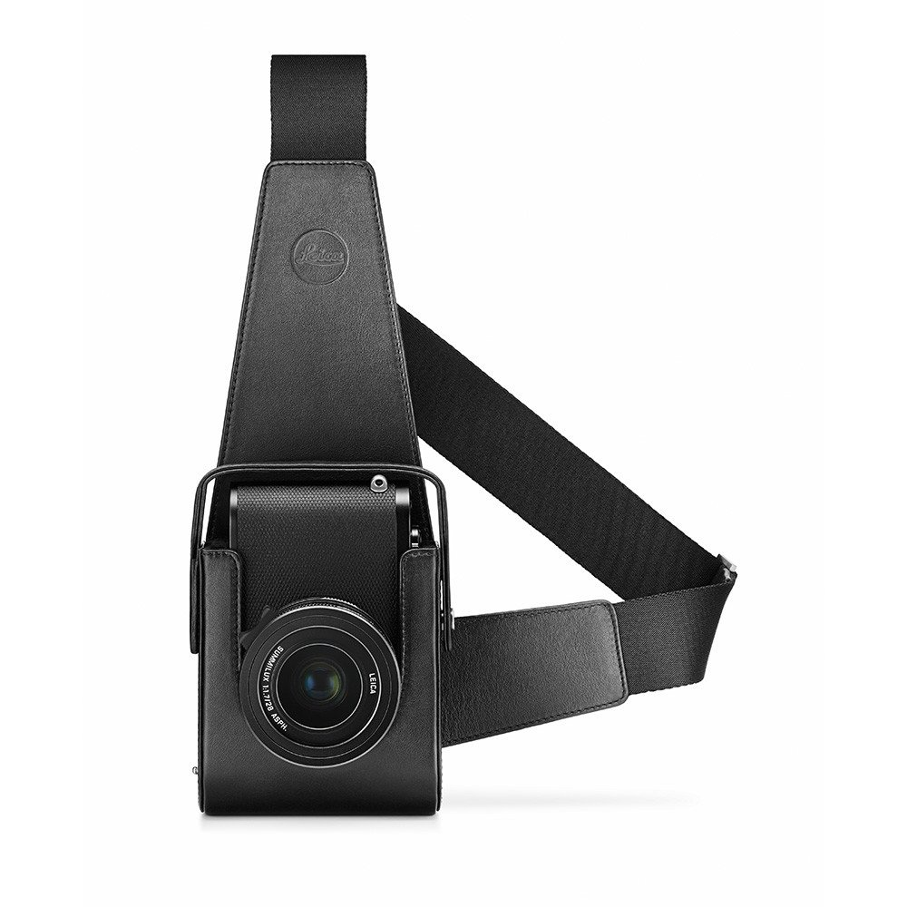 Holster leather black, Q (Typ 116)