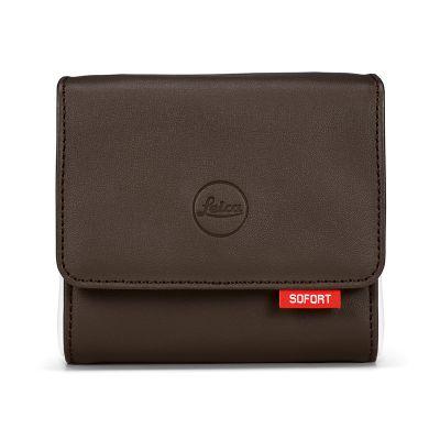 Leica Case Sofort Brown