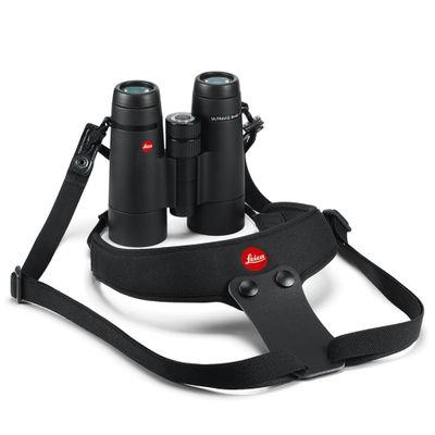 Leica Binocular Sport Strap Neoprene pitch black