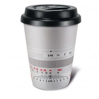 Coffee Mug Noctilux Silver