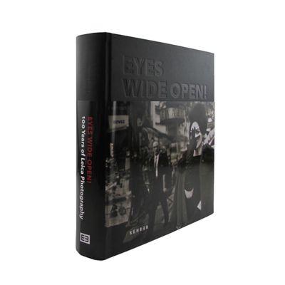 Book: Eyes Wide Open! 100 Year Leica (EN)