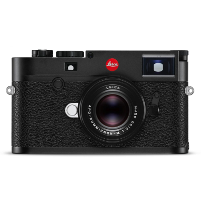 LEICA M10 Black Chrome Finish Body