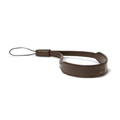 Wrist strap C-Lux, leather taupe