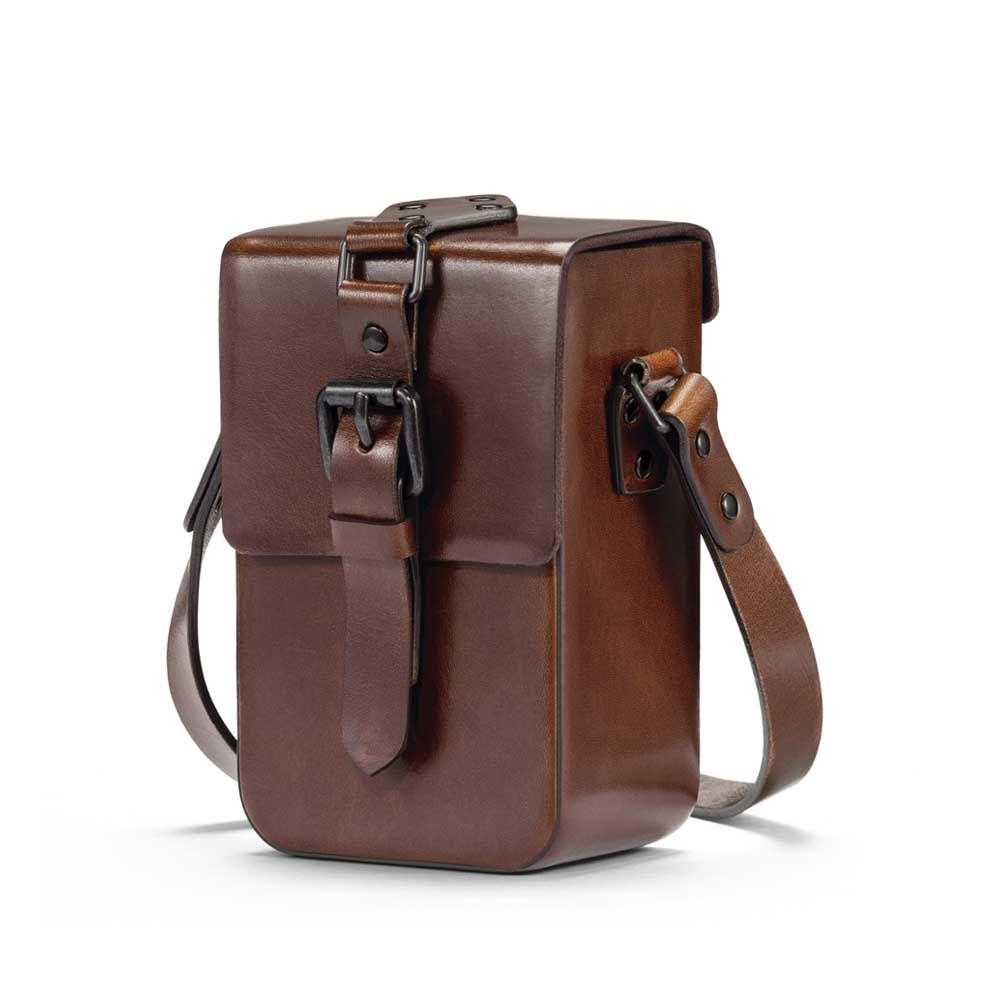 Vintage case C-Lux, leather vintage brown