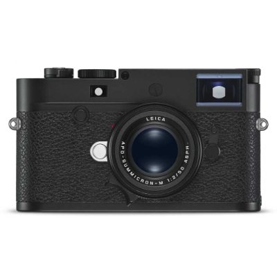 LEICA M10-P Black Chrome Finish Body