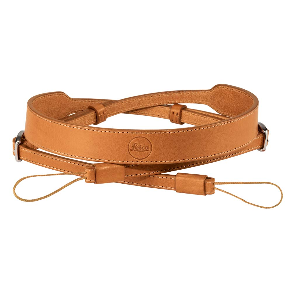 Carrying strap D-LUX, brown