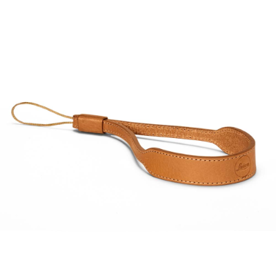 Wrist strap D-LUX, brown