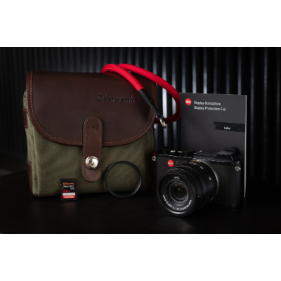 LEICA CL Black Complete Kit *Limited Offer*