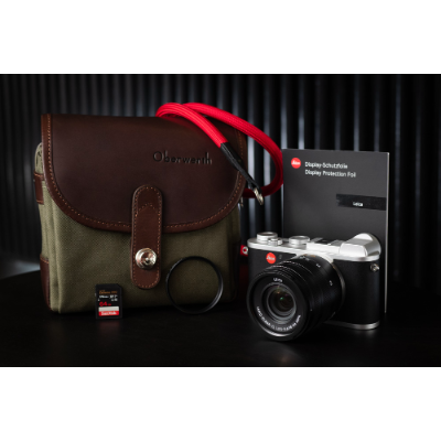 LEICA CL Silver Complete Kit *Limited Offer*