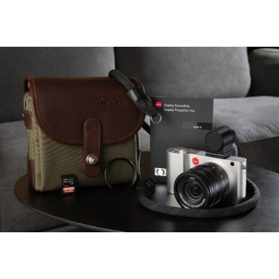 LEICA TL2 Silver Complete Kit *Limited Offer*