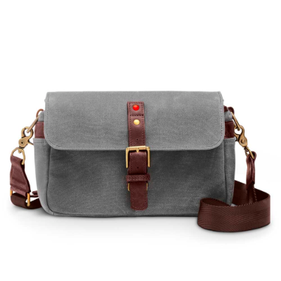 ONA Bag, Bowery for Leica Canvas Smoke