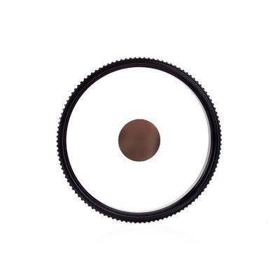 Central aperture for THAMBAR-M 90 f/2.2, E49, black