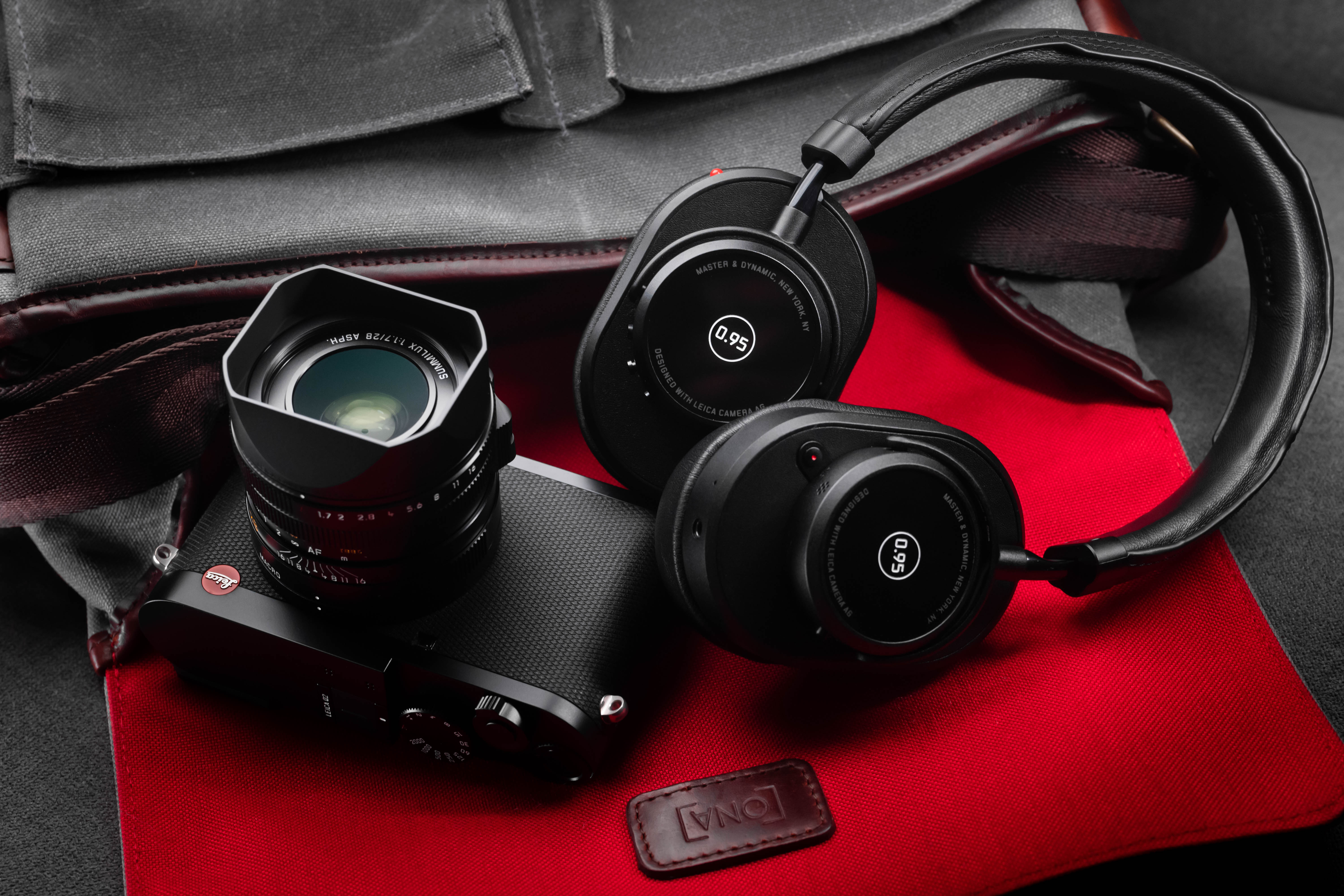 LEICA Q2 with M&D MW65 Wireless Headphones *Christmas Limited Offer*