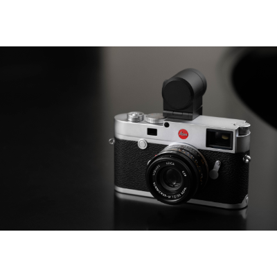 LEICA M10-R Silver with 35mm Summicron & Visoflex *Christmas Limited Offer*