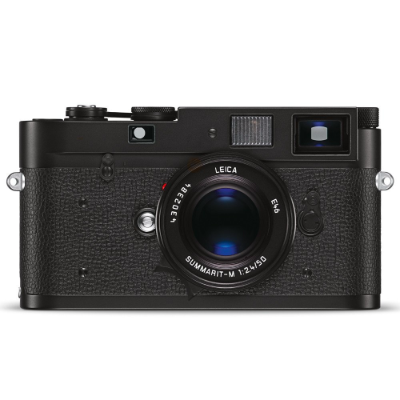 LEICA M-A (Typ 127) Black Chrome Finish Body