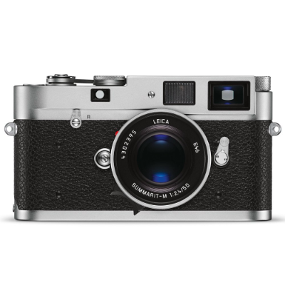 LEICA M-A (Typ 127) Silver Chrome Body