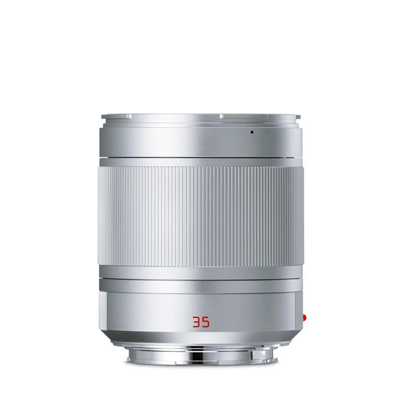 SUMMILUX-TL 35mm f1.4 ASPH silver anodised