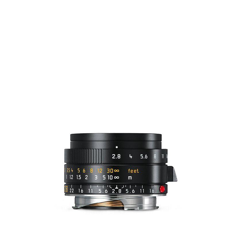 ELMARIT-M 28mm f2.8 ASPH Black