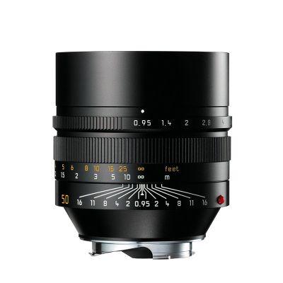 NOCTILUX-M 50mm f0.95 ASPH. black anodized