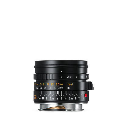 SUMMICRON-M 28mm f2 ASPH black