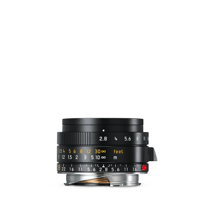 ELMARIT-M 28mm f2.8 ASPH Black
