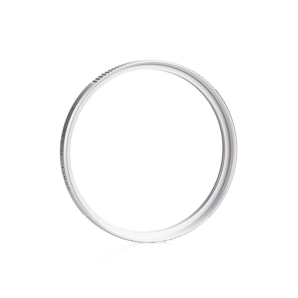 Leica Filter UVa II E55 silver