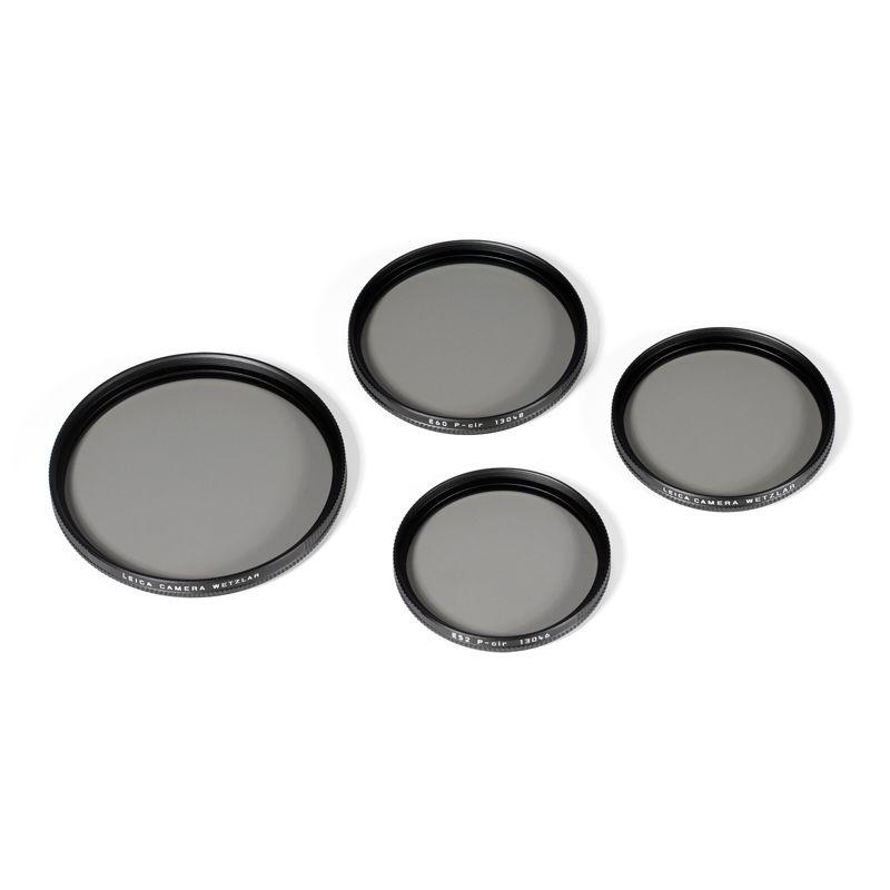 Leica Filter P-cir E77 black