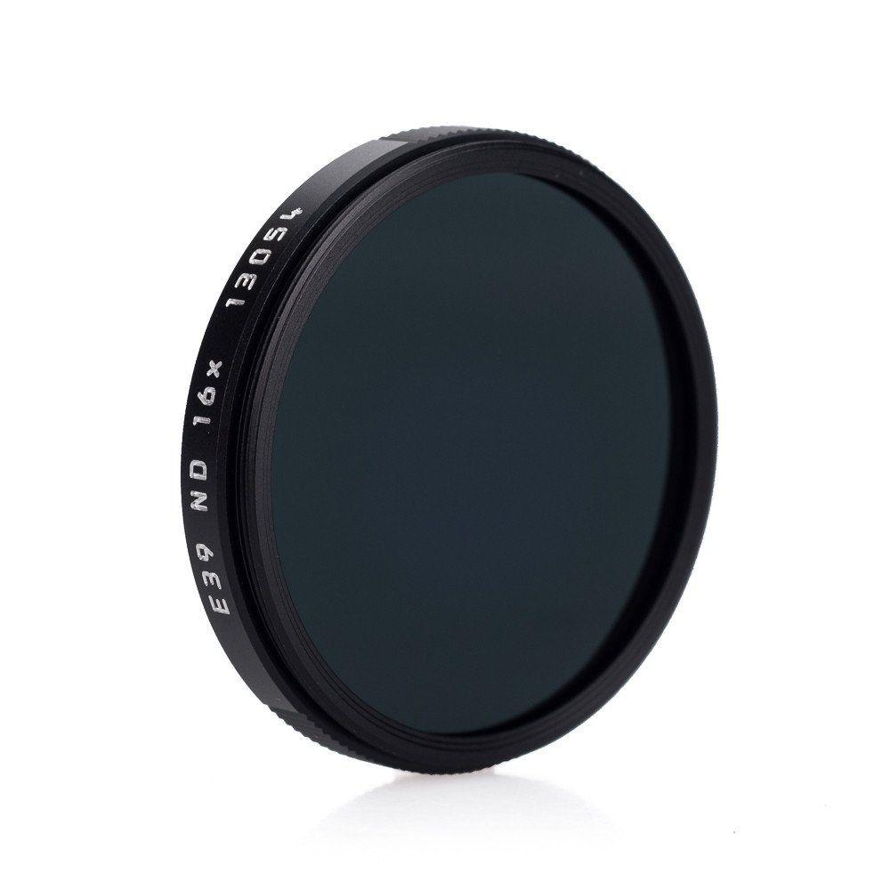 Leica Filter E39 ND 16x black