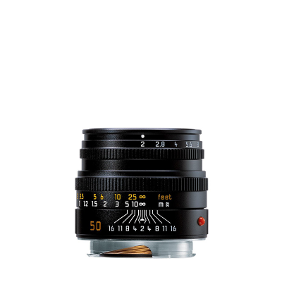 SUMMICRON-M 50mm f2 black