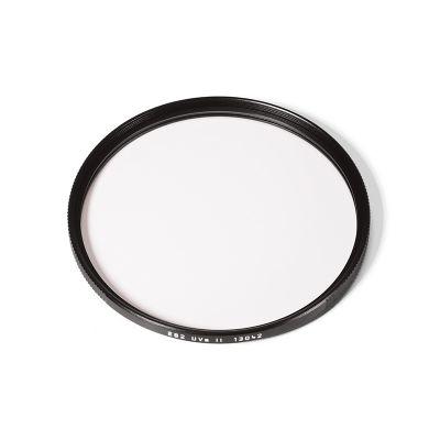 Leica Filter UVa II E82 black