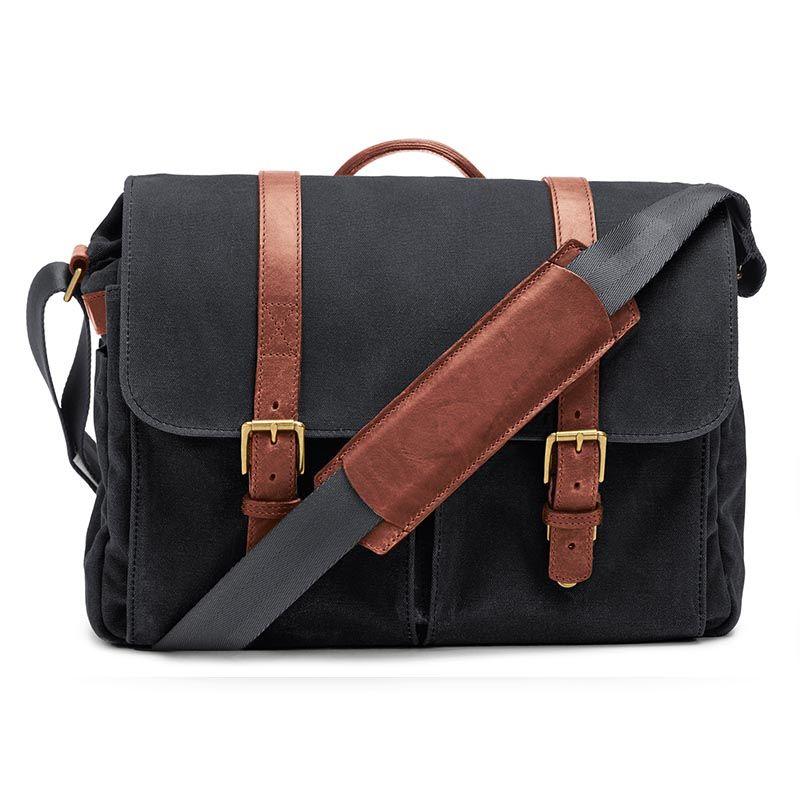ONA Bag, Brixton for Leica Canvas Black