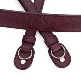 14657 - Leather Strap, Boysenberry