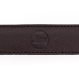 14660 - Leather Strap, Coffee Bean
