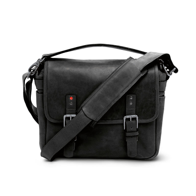 ONA Bag, Berlin for Leica Leather Black
