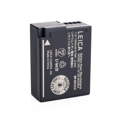 Lithium-Ion Battery BP-DC12-E V-Lux (Typ 114), V-Lux 5 V-Lux 4