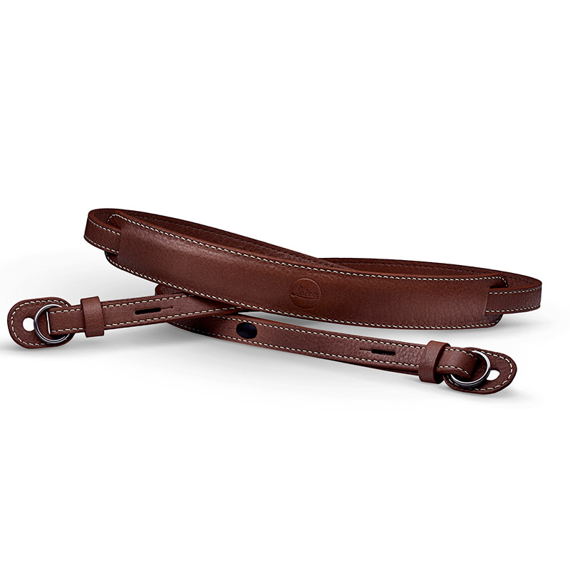 Leica Neck strap Vintage Brown