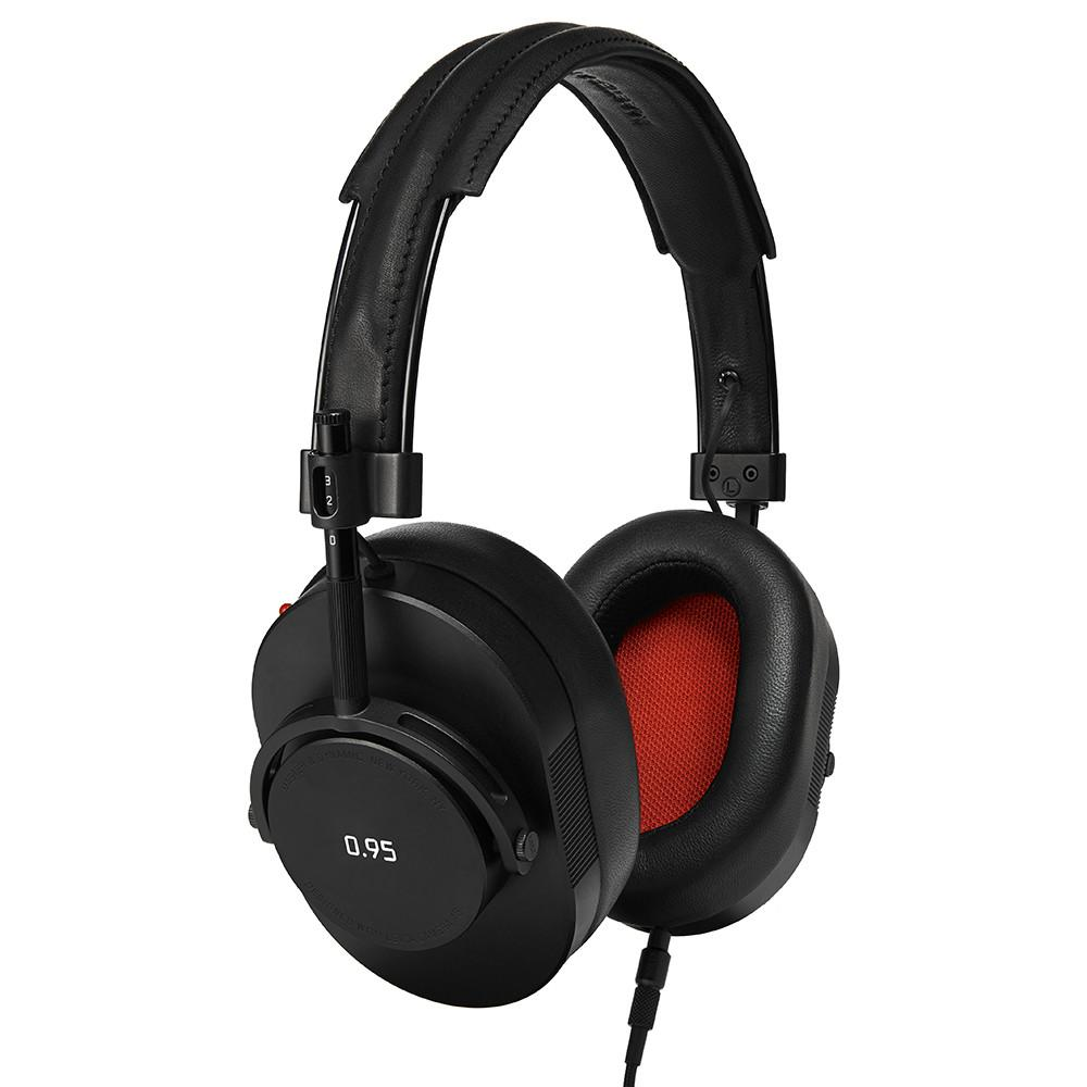 M&D for 0.95 MH40 (Over Ear) Black