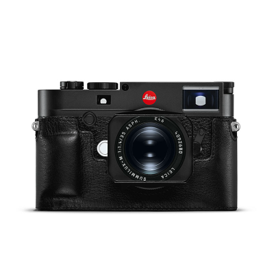 Leica Protector Case for M10 Leather Black